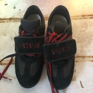 Position women's weightlifting shoe